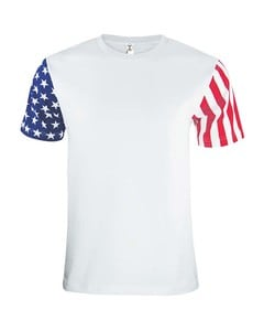 Code Five 3976 - Adult Stars & Stripes T-Shirt