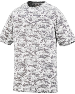 Augusta 1799 - Youth Polyester Digi Print Short-Sleeve Jersey