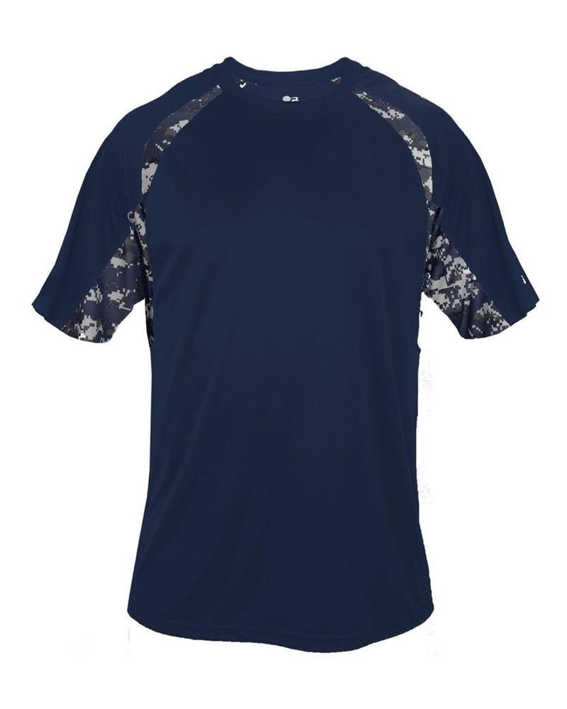 Badger 2140 - Digital Camo Youth Hook T-Shirt