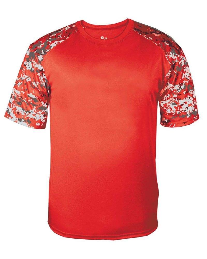 Badger 4152 - Digital Camo Sport T-Shirt
