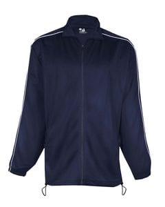 Badger 7701 - Brushed Tricot Razor Full-Zip Jacket