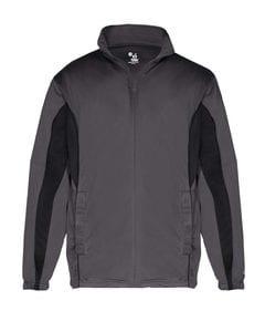 Badger 7703 - Brushed Tricot Drive Jacket