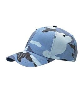 MegaCap 9031 - ENZYME WASHED CAMO CAP