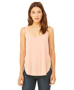 BELLA+CANVAS B8802 - Womens Flowy Side Slit Tank