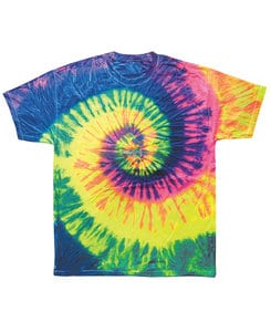 Colortone T935P - Youth Neon Rainbow Tee