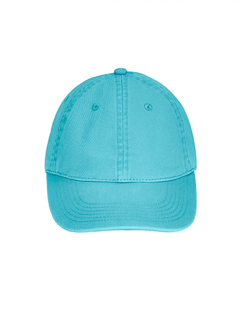 Comfort Colors CC0103 - Direct Dyed Canvas Baseball Cap