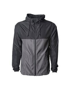 Independent Trading Co. EXP54LWZ - Adult Lightweight Windbreaker Jacket