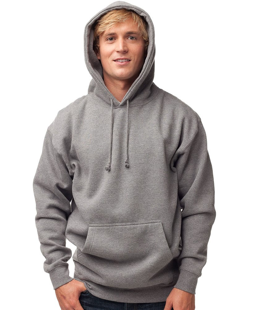 Independent Trading Co. IND400 - Adult Heavyweight Pullover Hooded Fleece