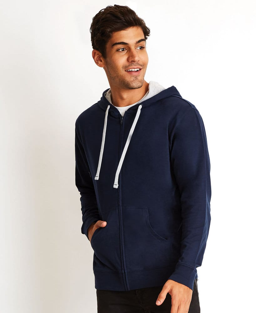 Next Level NL9601 - Unisex French Terry Zip Hoody