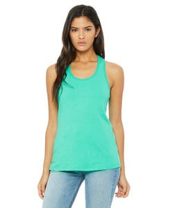 BELLA+CANVAS B6008 - Womens Jersey Racerback Tank