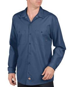 Dickies KLL535 - Long Sleeve Industrial Work Shirt