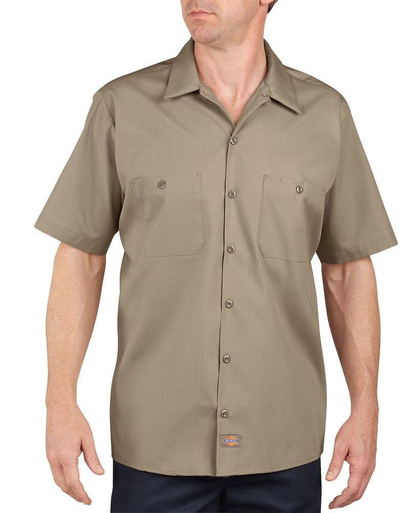 Dickies KLS535 - Adult Short Sleeve Industrial Work Shirt