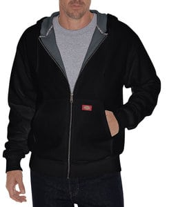 Dickies KTW382 - Adult Thermal Lined Fleece Hooded Jacket