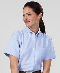 VanHeusen V0003 - Ladies Short Sleeve Oxford