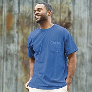 Hanes GDH150 - ADULT SHORT SLEEVE POCKET TEE